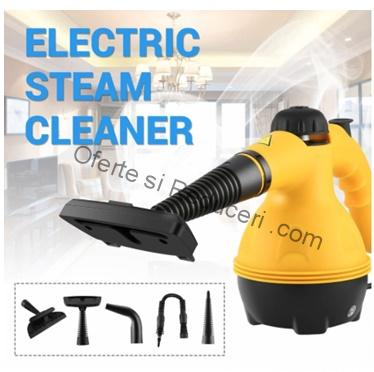 Aparat cu aburi de curatat,degresat si dezinfectat steam cleaner