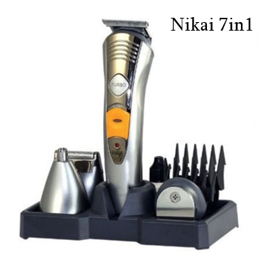 Aparat de tuns multifunctional 7in1 Nikai